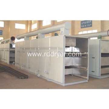 Fruit & Vegetable Processing Machines DW Model Mesh Belt Dryer