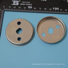 Kundenspezifische Kleine Aluminiumteile mit hoher Qualität