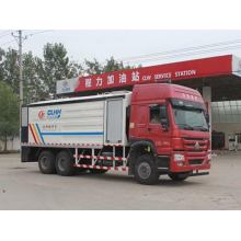 SINOTRUCK HOWO 6X4 18-25Tons Powder Spraying Truck