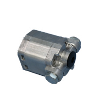air blower hydraulic gear pump