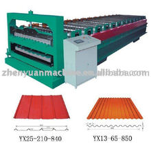 double layer roll forming machine,double deck forming line,cold roll formed equipment