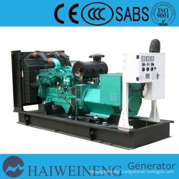 AC Three Phase Output 25kva-500kva alternator generator diesel power by USAcummins