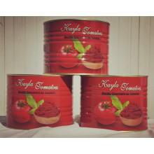 2,2 kg * 6 14% -16% Pasta de tomate em conserva