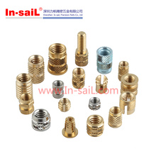 China Supplier Knurled Brass Fasteners for Phone Case Manufacturer