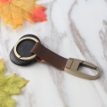 Classic Style Personality Zinc Alloy Leather Key Chains