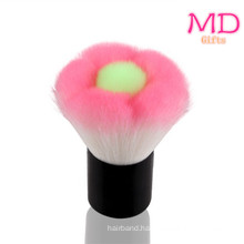 Cosmetic Kabuki Brush with Flower Shape (TOOL-176)