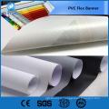 Торговля обеспечение 440gsm 13 унций 250*250Д 36*36 двойной стороной для печати баннерная ткань Знамени гибкого трубопровода PVC для рекламировать