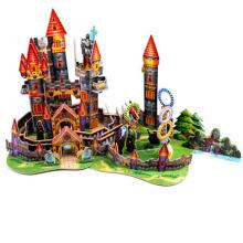 3D Puzzle Fantastic Castle Educational Toy