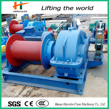 Electric Winch, Hydraulic Crane Winches in China