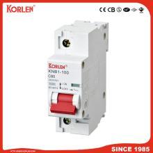 Miniature Circuit Breaker KNB1-100(NC-100)