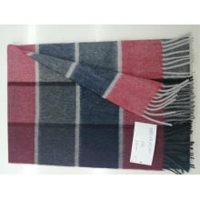Good quality mens pure mongolian 100% cashmere scarf