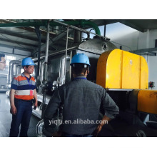 Polyolefin powder drying machine