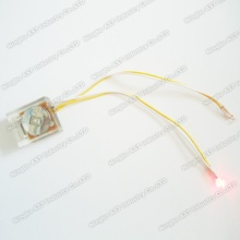 LED pattino lampeggiante