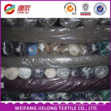 Tissu teinté de sergé de T / C pour le stock de vêtement Tissu de TC de coton tissé de polyester 35 35 de polyester pour l'uniforme, vêtements de travail, pantalons
