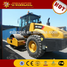 16 Ton small vibratory roller XS163J road roller price