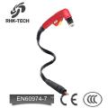 p80 air cooled cnc plasma cutting torch 1/8G 1/4G