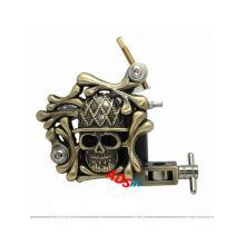 Mais recente novidade última qualidade e durável profissional ferro tatuagem caveira tatuagem máquina