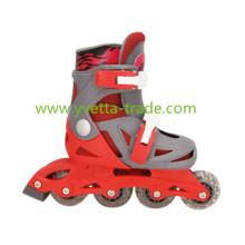 Kinder Kunststoff Inline Skate mit CE Zulassungen (YV-135)