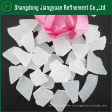 Produtos químicos para tratamento de água Sulfato de alumínio de alta qualidade para exportação