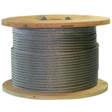 Cheap 12mm elevator stainless steel wire rope price