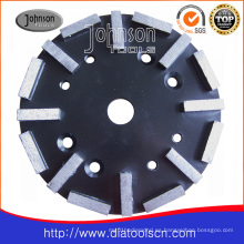 Discos abrasivos de diamante de 200mm para hormigón