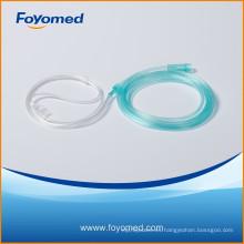 Cánula de oxígeno nasal con CE, ISO y FDA