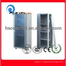 Chine usine réseau serveur rack 19 pouces cabinet chaud prix
