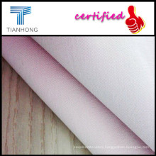 Heavy Weight T/C Spandex Blended Twill Soild Dyeing Fabric for Lady Slim Pants/Sliver Coating Spandex Twill Fabric