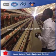 Gaiola de galinha de equipamento agrícola acessível para venda