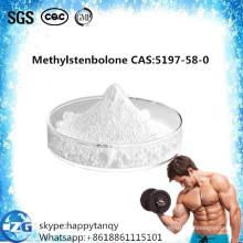 GMP Standard Raw Anti Estrogen Steroids Methylstenbolone