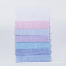 Tissu en coton à carreaux Tissu en microfibre