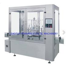 Máquina automática de engarrafamento líquido e rotulagem