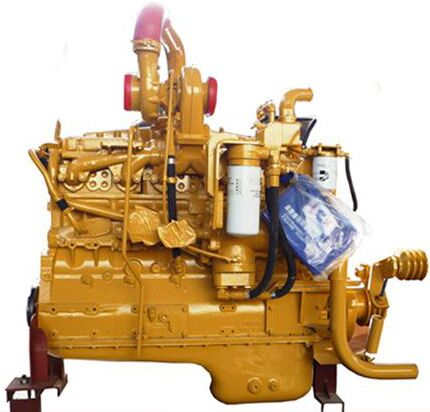NTA855 6 Cylinders Diesel Engines for Shantui SD22 bulldozer