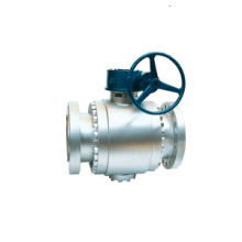 API 6D 3 Piece Fixed Ball Valve