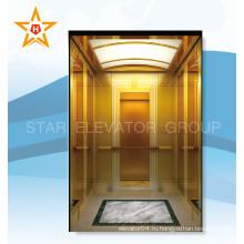 Роскошный пассажирский лифт для Ritzy Rummery