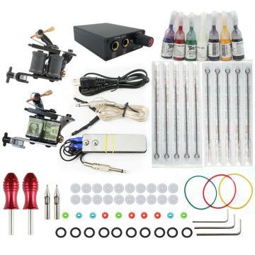 TK108002 cheap professional tattoo kits
