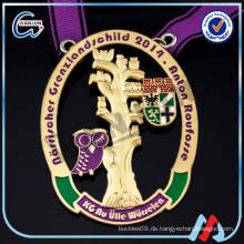 Sedex 4p zhongshan Zinkmedaille Großhandel Auszeichnung militärische Medaillen und Bänder