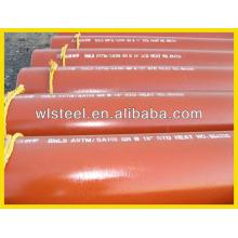 Спецификация труба для трубопровода astm a53 erw