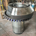 cone crusher wear parts ore crusher parts eccentric bushing