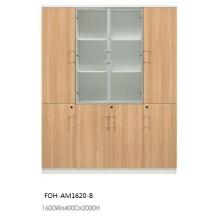 Foh Modern Design Schönes offenes Büro Hölzernes Aktenschrank (FOH-AM1620-B)