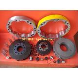 Rexroth MCR05 MCR10 MCR15 MCR20 Radial Piston Motor