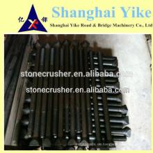 Bergbau Maschinen Schrauben und Muttern, Kiefer, Auswirkungen, Kegel, Hammer Sand machen Stein Brecher Maschine Befestigung