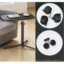 Mesa de madeira portátil para cama Home Office