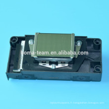 Tête d'impression DX5 d'origine F158000 pour Epson R1800 (tête verrouillée)