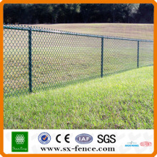 galvanized diamond iron wire fence