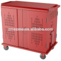 ZMEZME mobile storage cart shcool notebook cart charging & storage& trolley/cabinet/ cart