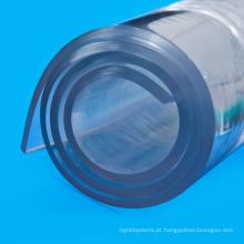 Folha de PVC super transparente