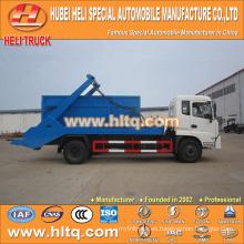 DONGFENG 4x2 10m3 camión de basura de la ciudad reciclaje tipo 190hp venta caliente