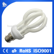 High quality lotus energy saving light/light and bulb/compact fluorescent lamp