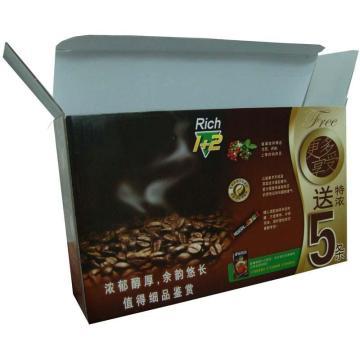 Boîtes à papier avec le logo de l'acheteur pour l'emballage
